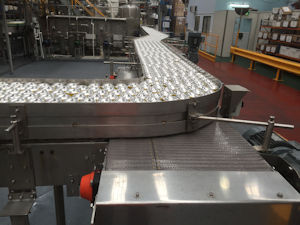 mass flow conveyor